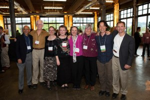NWEI Founders Earth Leadership Award Nominees and Recipients at the 20th Anniversary Event on May 16th, 2013